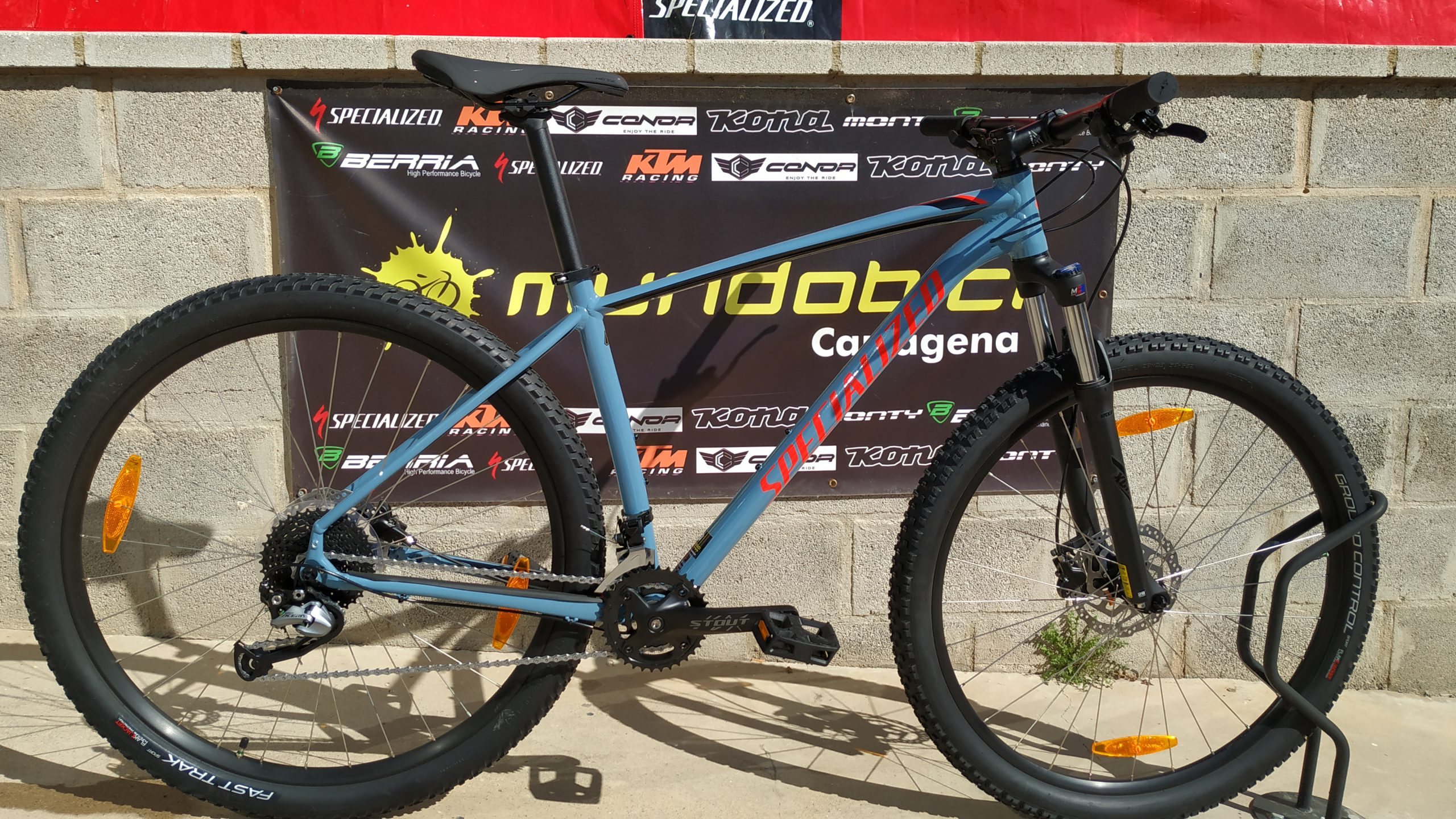 Specialized Mens Rockhopper comp principal