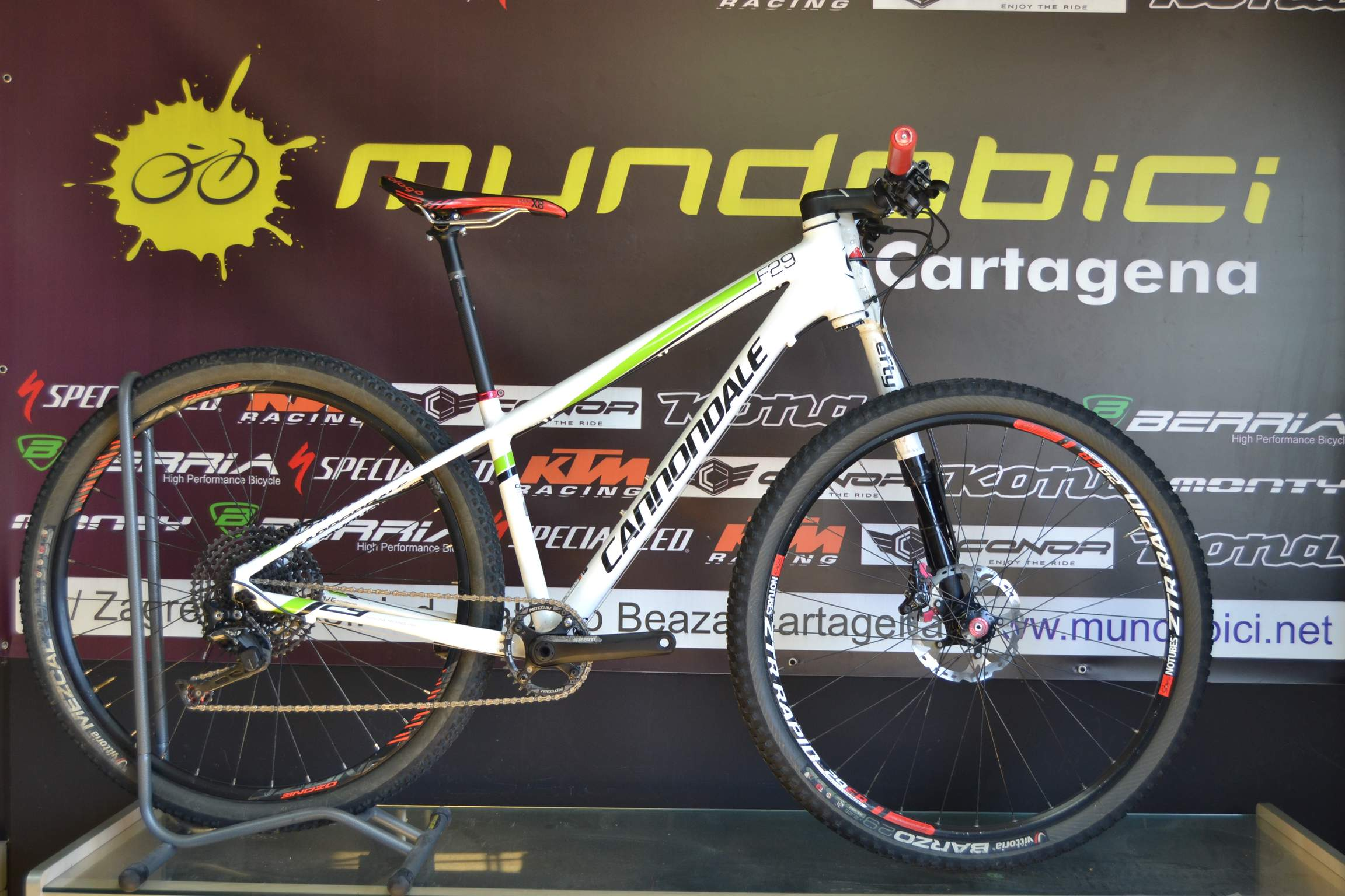 cannondale f25 5
