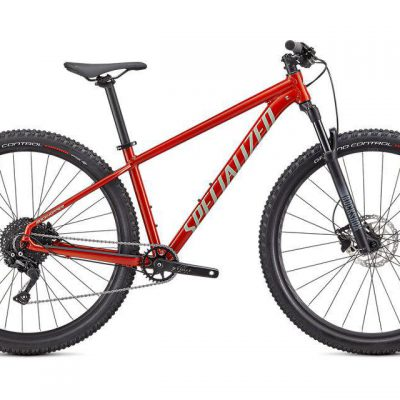 specialized rockhopper elite rojo