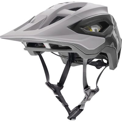 Fox casco Speedframe Gris