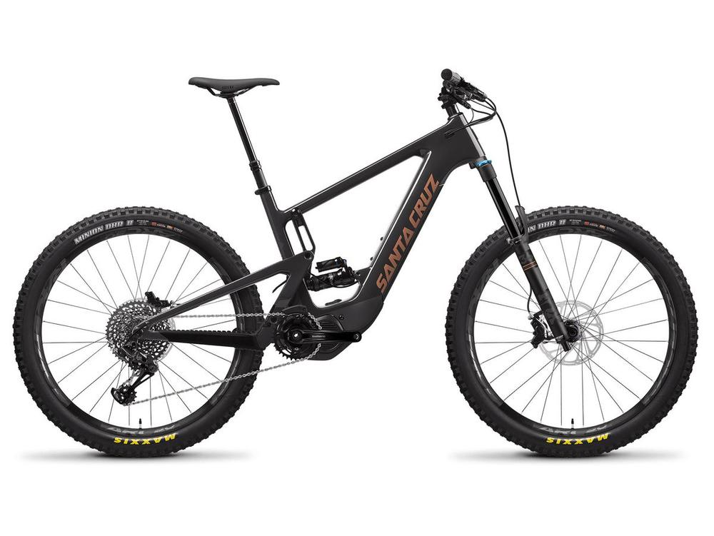 Santa Cruz E-Bike Heckler CC 27.5