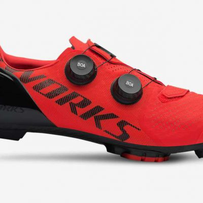 Zapatillas Specialized S-Works Recon Rojo
